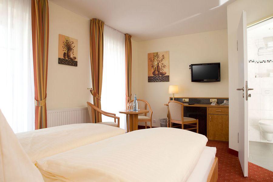 Hotel Alte Schmiede Standardzimmer