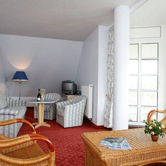 Friesen-Suite Landgasthof Alte Post